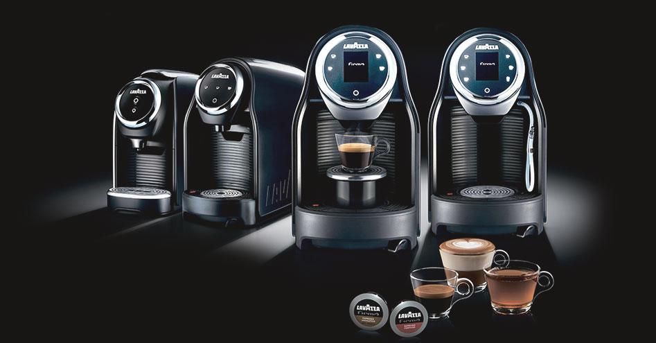 аренда капсульных кофемашин